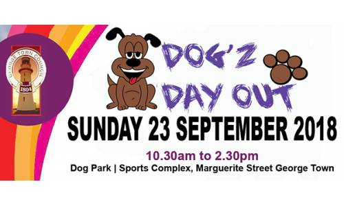 George Town Council Dog'z Day Out