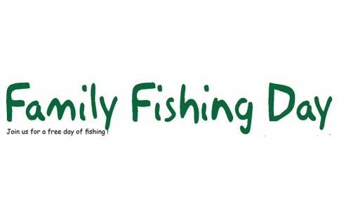 Fishcare - Free Family Fishing Day