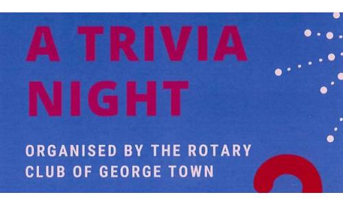 Rotary Club of George Town Trivia Night