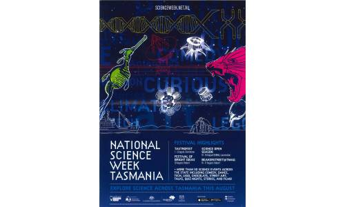 National Science Week Tasmania