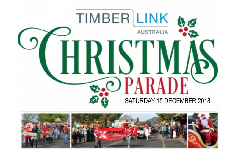 2018 Timberlink Christmas Parade