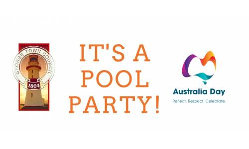 Australia Day Celebrations - Pool Party