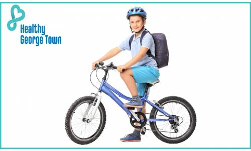 National Ride to School Week