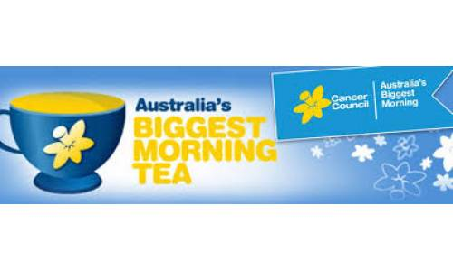 2019 Cancer Council Biggest Morning Tea