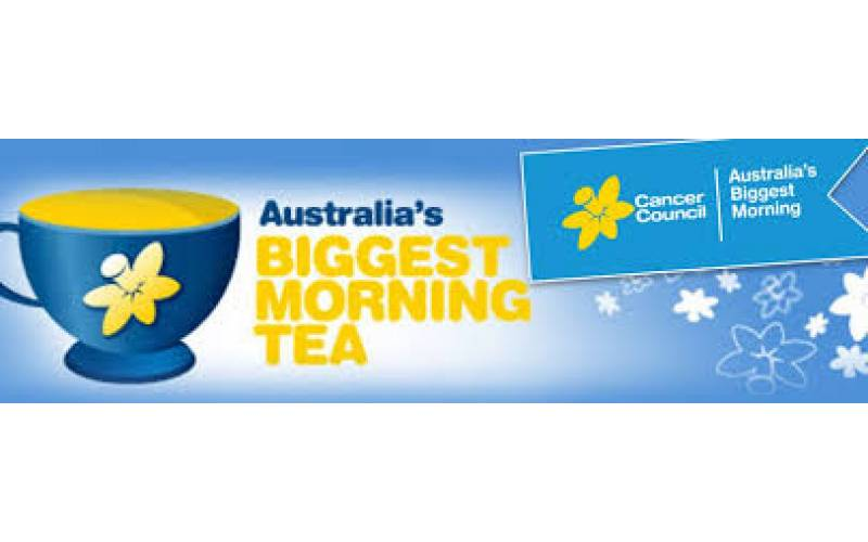 George Town Cancer Council Biggest Morning Tea