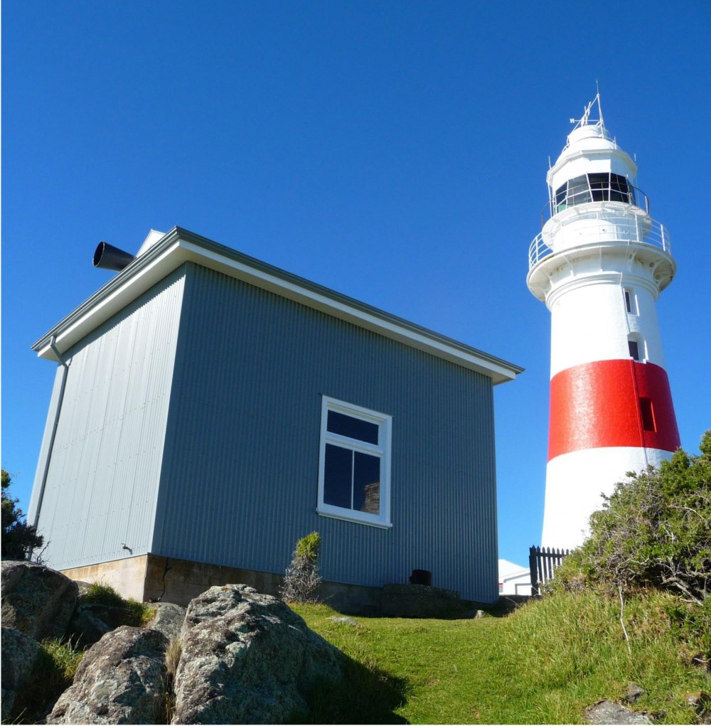 Low Head Lighthouse & Foghorn