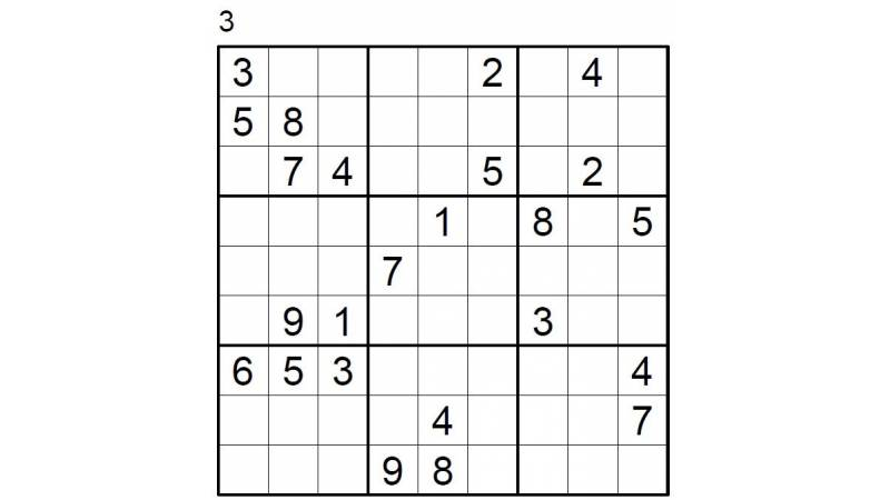 Hard Number Puzzle 3 & 4
