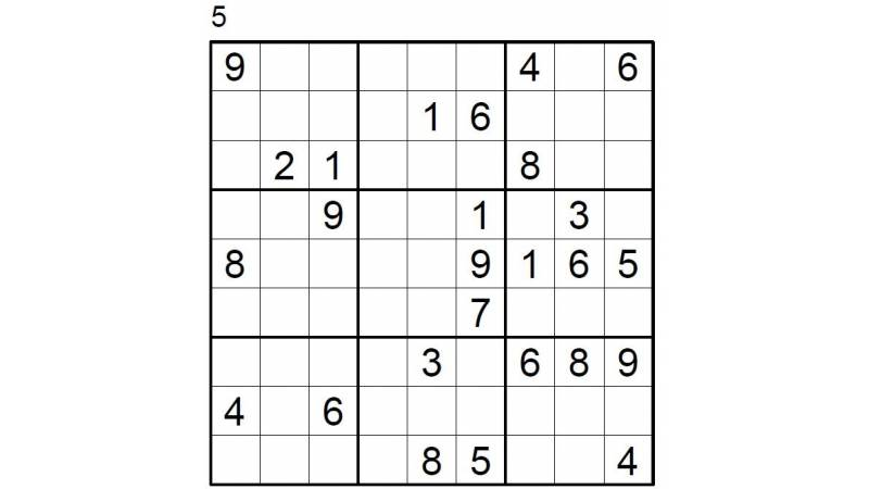 Hard Number Puzzle 5 & 6
