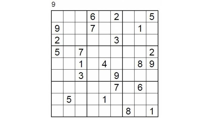 Hard Number Puzzle 9 & 10
