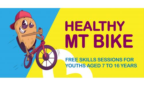 Healthy Mt Bike Skills
