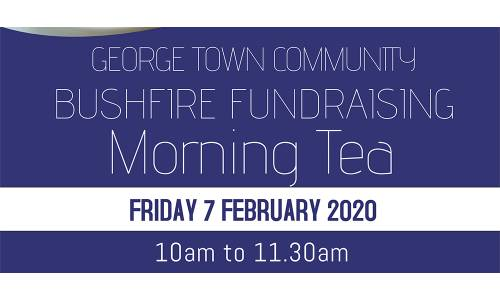 2020 Bushfire Fundraising Morning Tea